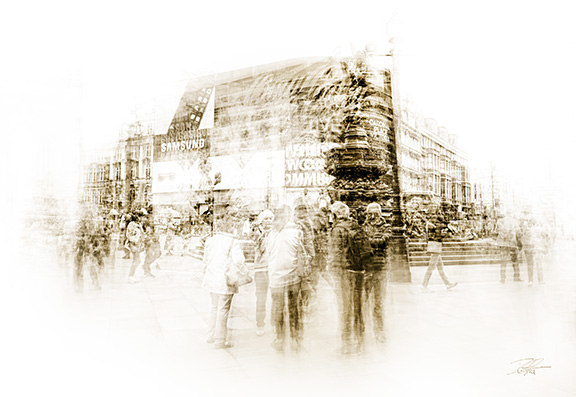 piccadilly-circus-III-duotone