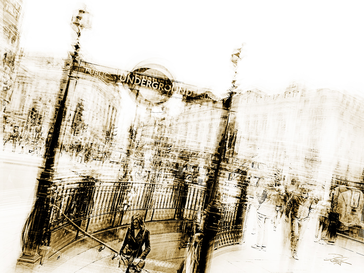 piccadilly-circus-duotone